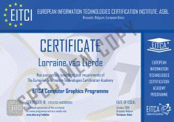 Profesjonalny certyfikat informatyczny EITCA Computer Graphics Programme wydawany przez Studium Akademii EITCA