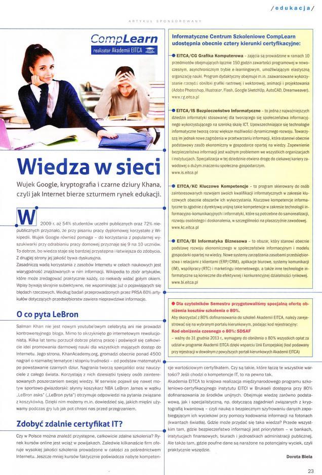 Wiedza w sieci